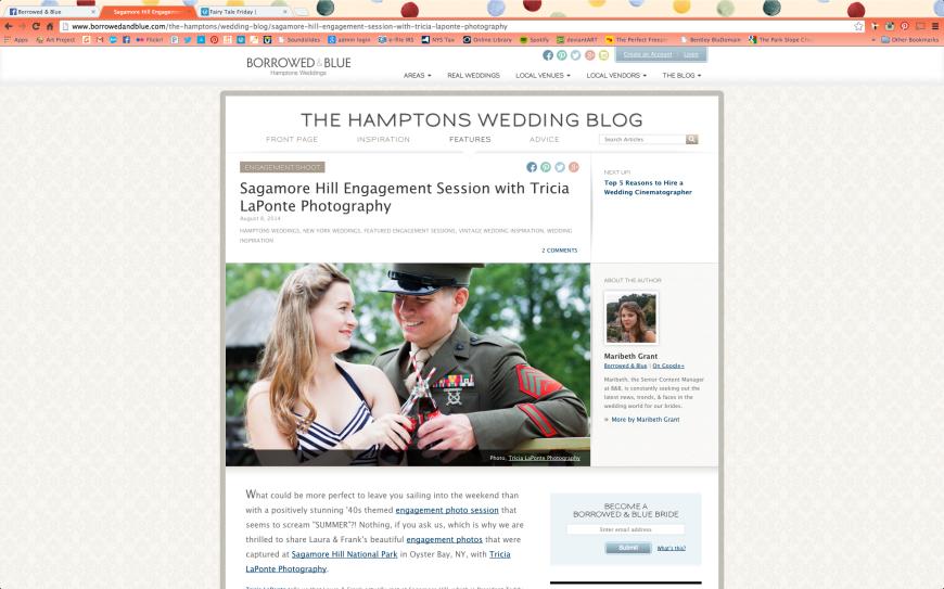 Long Island Wedding Photographer, Tricia LaPonte